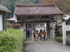山吹城城門(西本寺)