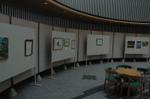 鶴見大学美術部 2009年新人展の様子03