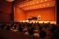 【演奏】ピアニスト 森 知英さん