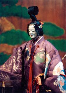 杜若【平成22年度第1クール 鶴見大学生涯学習セミナー B-15 百人一首と能の世界 古典芸能への誘い(3)】