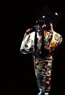 蝉丸【平成22年度第1クール 鶴見大学生涯学習セミナー B-15 百人一首と能の世界 古典芸能への誘い(3)】