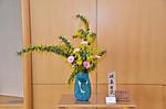 季節の花(H23.02.04 双真古流 斉藤双趣)