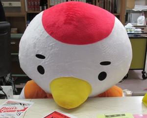 つるみん@鶴見大学図書館:図書館でぼくと握手♪
