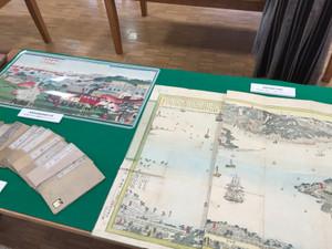 鶴見大学図書館『昔の本にさわってみよう』:いろいろな古典籍があるよ