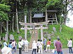 駒形根神社【鶴見大学生涯学習セミナー 平成22年度第1クール B-17文化財スタディ・ツアー(9)懸想の地・奥州へ】