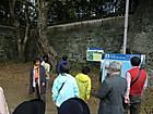 石田城(福江城)跡