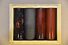蒔絵・螺鈿・変塗りで作る5種類の箸置