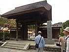 創建時は他所にあり、1575年に現在の地に移ったそうです。